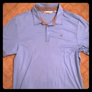 Travis Mathew Pima Cotton Polo